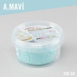 Şeker Sugar Bebe Mavi Şeker Hamuru (200 Gr)