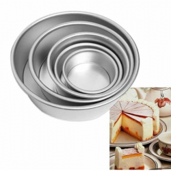 5li Alüminyum Pandispanya Pasta Kek Kalıbı