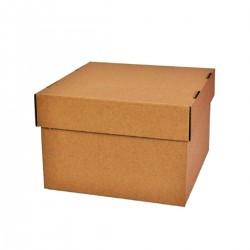 Karton Pasta Ve Kurabiye Kutusu 30x30x30cm