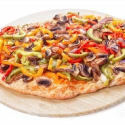 Ahşap Pizza Tahtası Altlığı 22 Cm