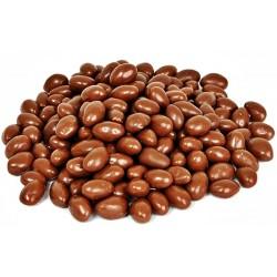 Sütlü Mat Fıstık Draje Çikolata 250 gr
