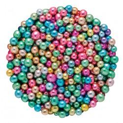 Karışık Renk Yuvarlak Arjantin Draje Şeker 35 gr