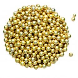 Altın Yuvarlak Arjantin Draje Şeker 35 gr