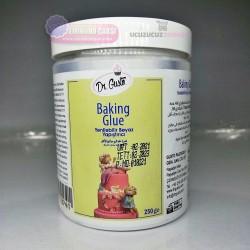 Dr Gusto Beyaz Yenilebilir Hamur Yapıştırıcı Tutkal 250 gr