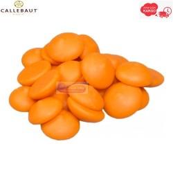 Callebaut Portakallı Mini Pul Çikolata 2.5kg