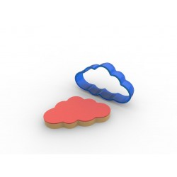 Bulut PC Şeker Hamuru ve Kurabiye Kalıbı