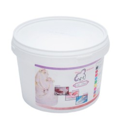 Dr Paste Şeker Hamuru Beyaz 5 Kg