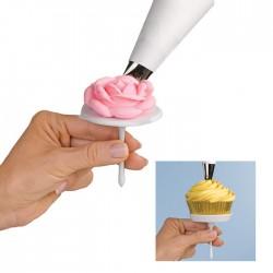 Gül Yapma ve Cupcake Süsleme Standı