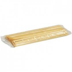Kurabiye Çubukları 15 cm, Bambu 100 Adet